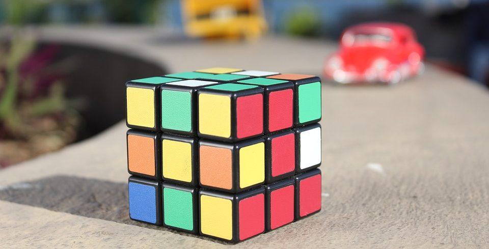 Rubik's Cube pour l'enfant - 2